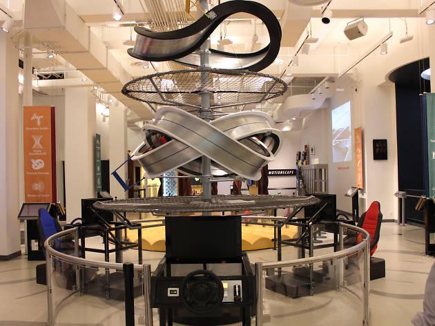 National  Museum of Mathematics
