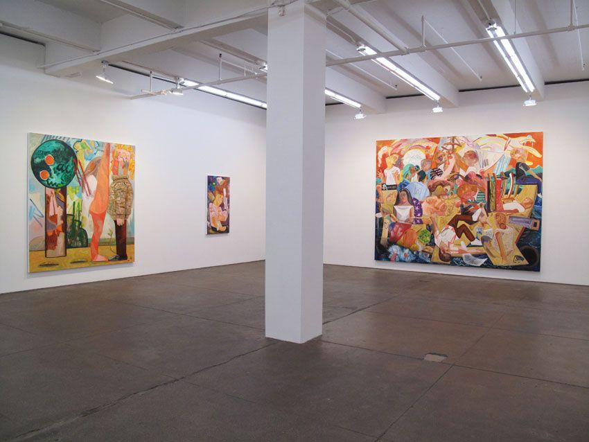 Fredrick Petzel Gallery