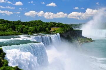 Viagem de 2 dias para Niagara Falls (Cataratas do Niagara) com guia em Português