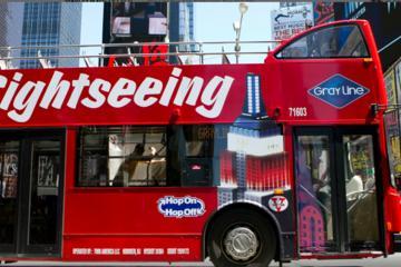 Tour de ônibus panorâmico com passe para 3 dias