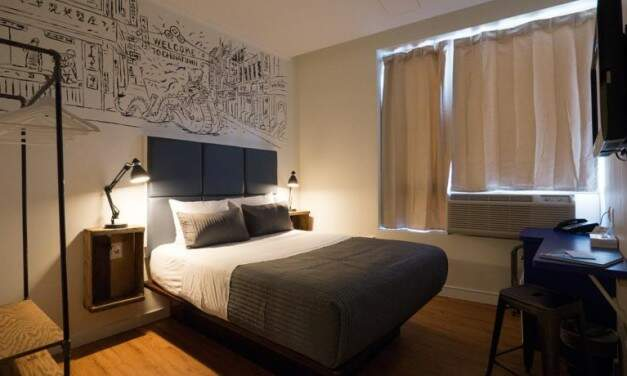 CITY  ROOMS  NYC –  SoHo