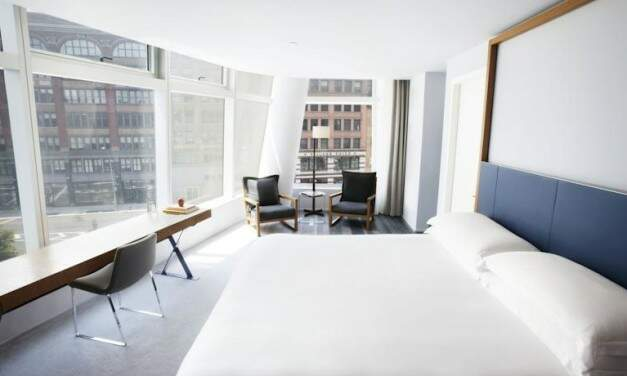 THE  STANDARD  – EAST VILLAGE
