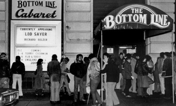 THE  BOTTON   LINE  CABARET