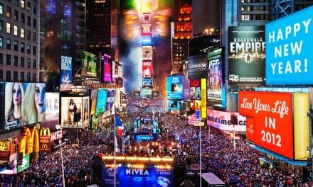 Reveillon em Times Square