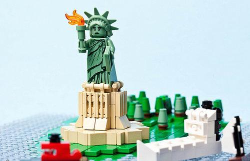 LEGO Store Flatiron