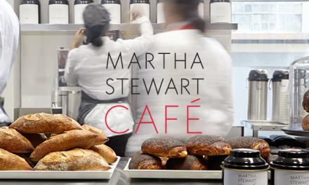 Martha Stewart Café