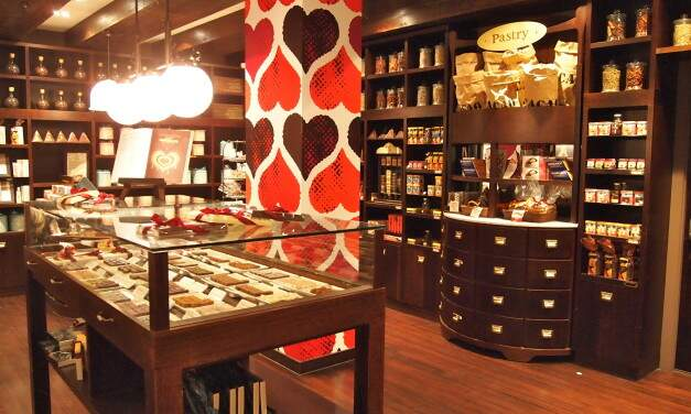 Max  Brenner  Chocolate  by  the  Bald  Man