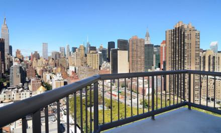 PROMOÇÃO de Primavera!! Apartamentos para alugar em NY!!