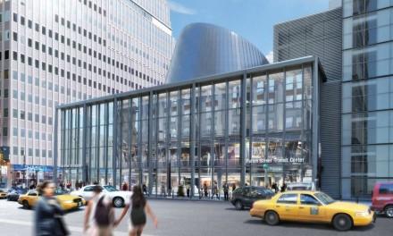 Fulton Center Subway Station