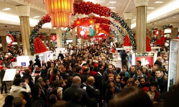 BLACK FRIDAY EM NOVA YORK –    Loucos por liquidação?    Sales?