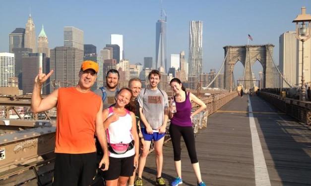 Excursão: Corrida na Ponte do Brooklyn
