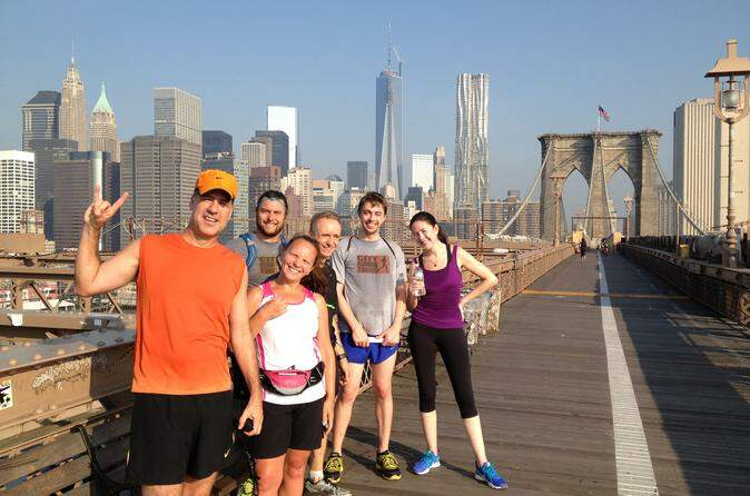Excursão: Corrida na Ponte do Brooklyn