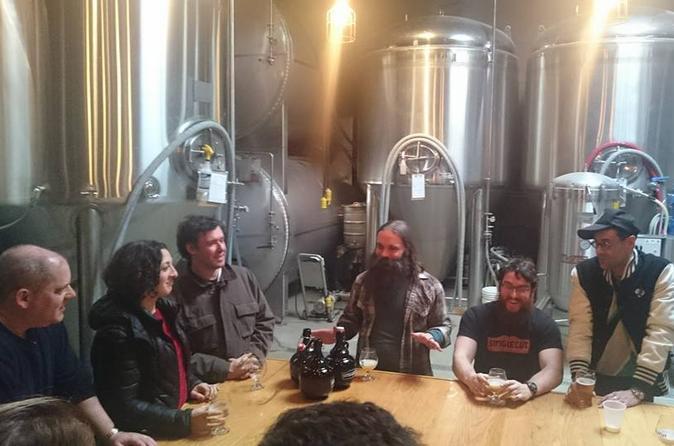 Tour pelas cervejarias de NY