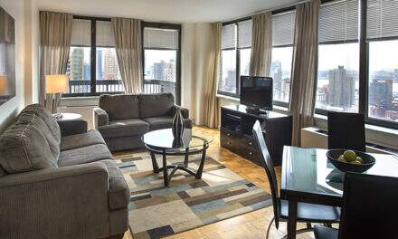 Apartamentos: Edifício Symphony House – Midtown West