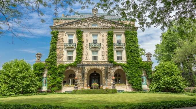 Rockefeller Mansion ( Kykuit)