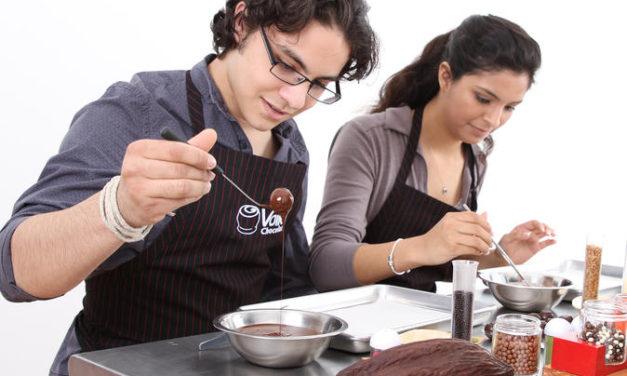 Aula de Chocolate Gourmet em NY