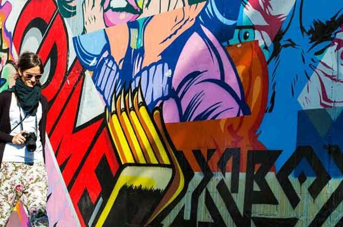 Workshop de Graffiti em NY