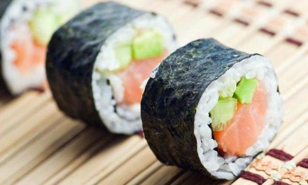 Curso de Sushi em New York