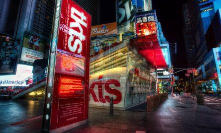 Espetáculos da Broadway fechados até 3/1/2021